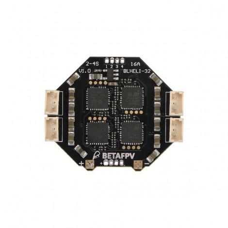 BetaFPV 3S Brushless 16A 4in1 ESC