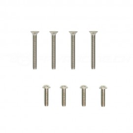 "SWIFT 5"" Race Stainless Steel Spare Screws"
