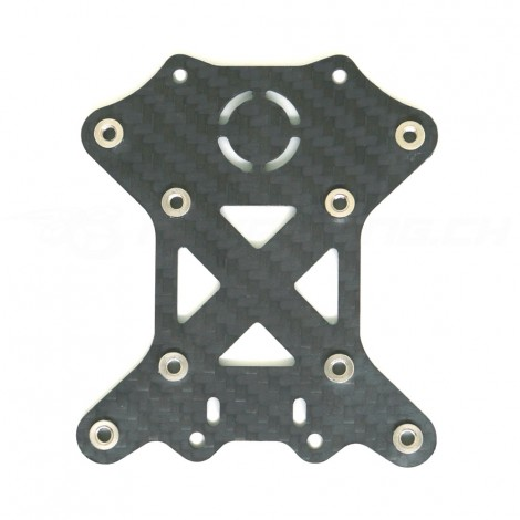 "SWIFT 5"" Race Middle Plate"