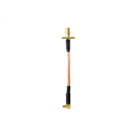 FuriousFPV 72mm Pigtail MMCX 90° zu SMA