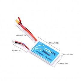 BetaFPV 2S 80 C LiPo Battery
