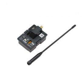 FrSky R9M Modul with antenna, red