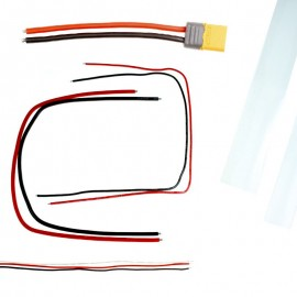 Cable sets for ESC (Set for 4 ESC)