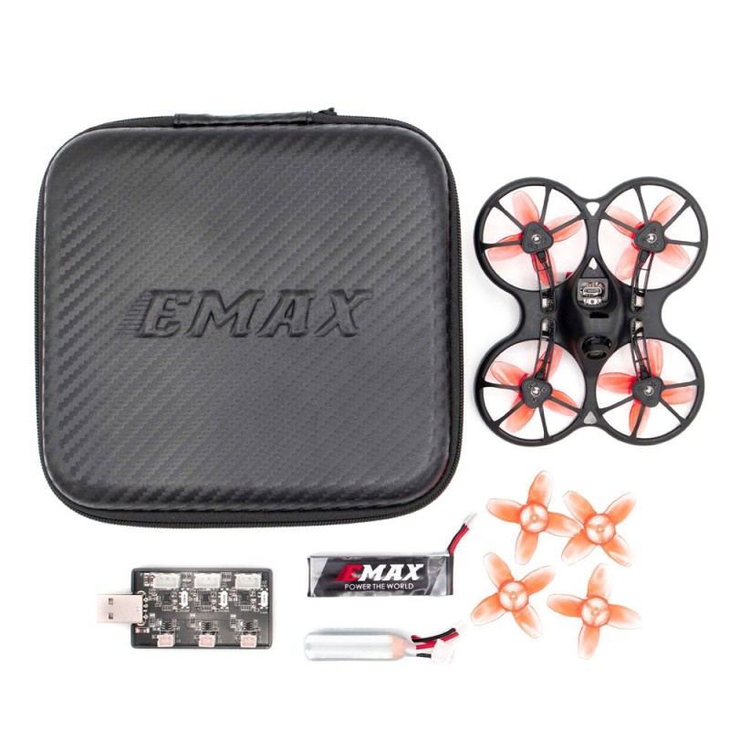 Emax Tinyhawk S 1-2S Brushless FPV Whoop (BNF FrSky