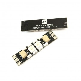 Matek - 2812 ARM LIGHT 10LED W/ MOTOR WIRE