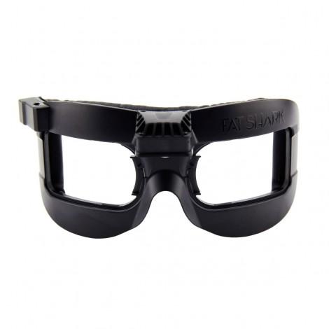 Fat Shark Brillenaufsatz mit Lüfter für DOM V2/HD