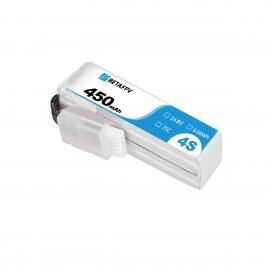 BetaFPV 450mAh 4S LiPo Battery (XT30)