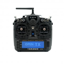 FrSky ACCESS TARANIS X9D Plus SE 2019 - (Mode 2)  Carbon Fiber