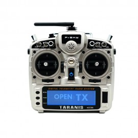 FrSky ACCESS TARANIS X9D PLUS 2019 2.4GHz Transmitter (Mode 2) - Silber