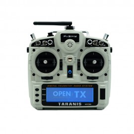 FrSky ACCESS TARANIS X9D PLUS 2019 2.4GHz Transmitter (Mode 2) Ash White