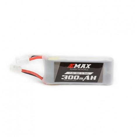 Emax 300mAh 2S LiPo Batterie (PH2.0)