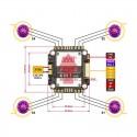 DYS Aria BLheli_32 35A ESC - DSHOT1200 kompatibel