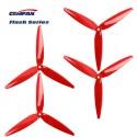 Gemfan 7040-3 Flash Series Propeller - Red