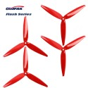 Gemfan 7040-3 Flash Series Propeller - Rot
