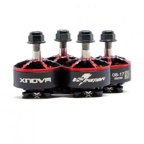 XNOVA Lightning 2208 1700Kv V2N (Set of 4)