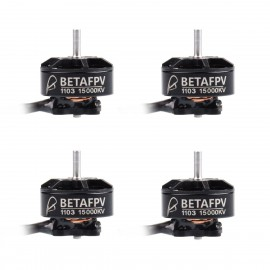 BetaFPV 1103 15000KV 1S Brushless Motors