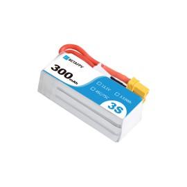 """BetaFPV  300mAh 3S LiPo Batterie """"R"""" (XT30)"""
