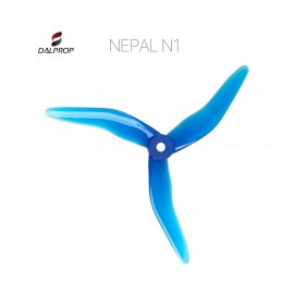 DALPROP Nepal N1 T5143.5 (2 x CW + 2 x CCW) Blau