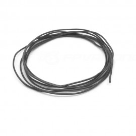 1m Silicone Wire 30AWG Black