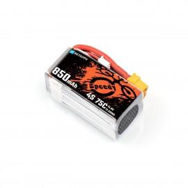 BetaFPV 850mAh 4S LiPo Batterie (XT60)