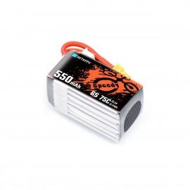 BetaFPV 550mAh 6S LiPo Battery (XT60)