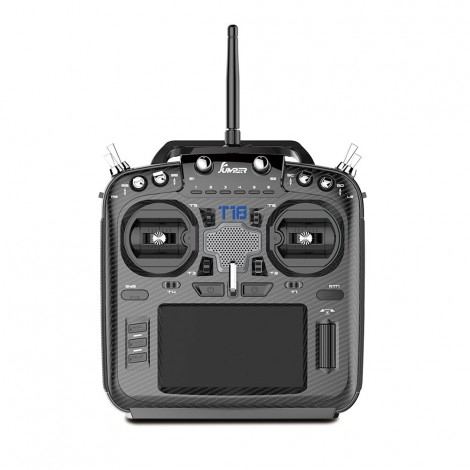 Jumper T18 2.4GHz Transmitter mit Hall Sensor Gimbals (Mode 2)
