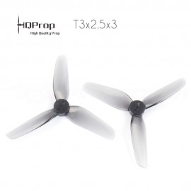 HQProp T3x2.5x3 Durable Propeller - Grau