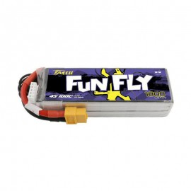 TATTU Fun Fly 1800mAh 4S 100C (XT60)