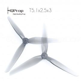 HQProp T5.1x2.5x3 Durable Propeller - Grau