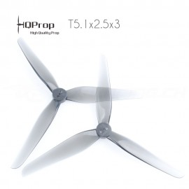 HQProp T5.1x2.5x3 Durable Propeller - Grey