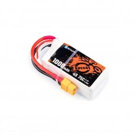 BetaFPV 1000mAh 4S LiPo Batterie (XT60)