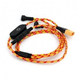 SYK Kabel - Orange