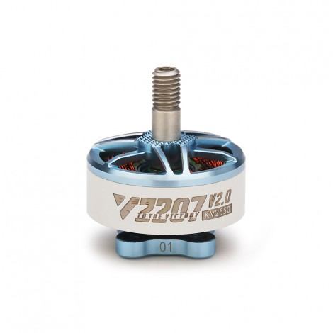 Tiger Motor Velox V2 2550Kv - Blau &  Weiss