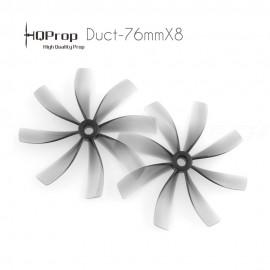 HQProp Cinewhoop Duct-76MMX8 Propeller - Grau