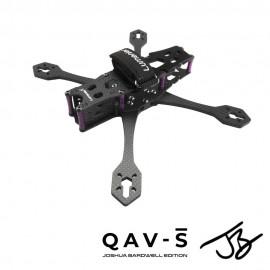 "Lumenier QAV-S Joshua Bardwell SE Frame (5"")"