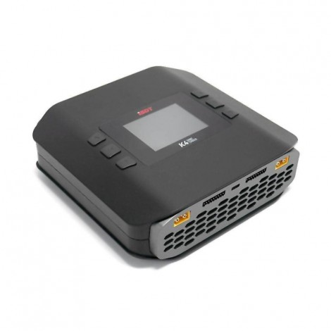 ISDT K4 400W AC / 600W DC Dual Smart Charger