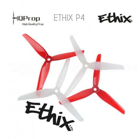 HQProp ETHIX P4 - Candy Cane