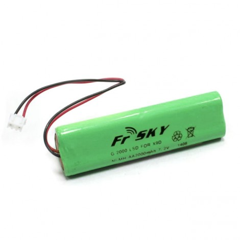 FrSky Taranis 2000mAh Battery