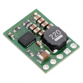 12V, 1A Step-Down Voltage Regulator
