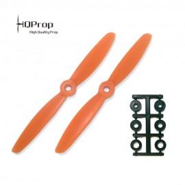 HQProp 5x4.5 CCW Propeller - Orange