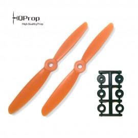 HQProp 5x4.5 CW Propeller - Orange