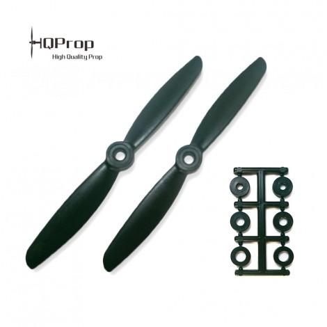 HQProp 5x4.5 CW Propeller - Schwarz