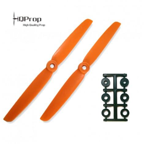 HQProp 6x3 CCW Propeller - Orange
