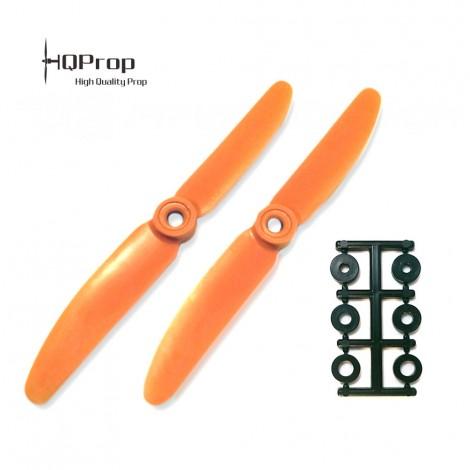 HQProp 6x3 CW Propeller - Orange