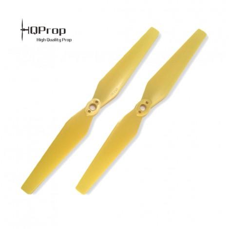 HQProp 6x3.5 CW Propeller - Gelb