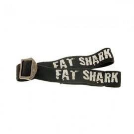 Fat Shark Kopfband (Schwarz)