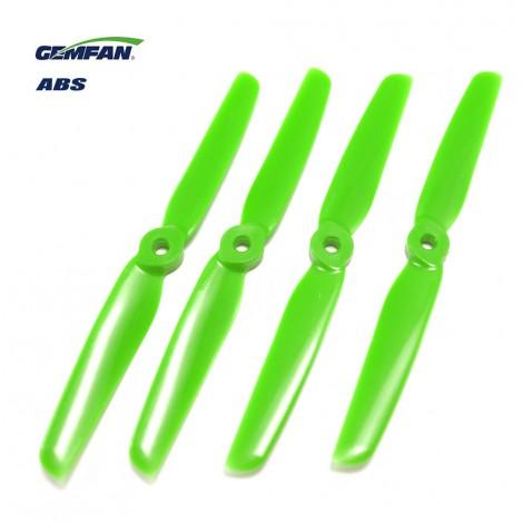 Gemfan 6030 ABS (2 CW + 2 CCW) Grün
