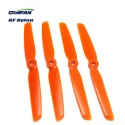 Gemfan 6030 Glass Fiber/Nylon (2 CW + 2 CCW) Orange