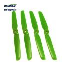 Gemfan 6030 Glass Fiber/Nylon (2 CW + 2 CCW) Green