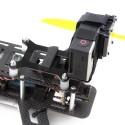 QAV250 CF  vibrationsdämpfende Kameraplatte